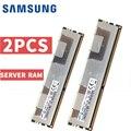 Samsung 4GB 8GB 16GB DDR3 PC3 ECC REG 1333Mhz 1600Mhz 1866Mhz 1066Mhz 10600 12800 14900 8500 1600 Module PC Server PC Memory RAM