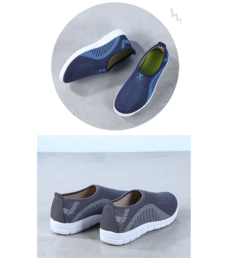 Mesh women sneakers Breathable Slip On casual shoes women fashion comfortable Summer Flat Vulcanize Shoes Zapatos Mujer VT248 (14)
