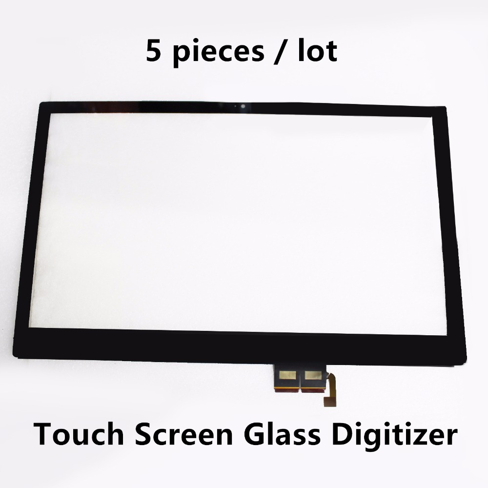 Touch Screen Digitizer Glass Lens Replacement Parts For Acer Aspire V5-531P V5-531PG V5-571P V5-571PG V5-522P V5-522PG 5Pcs/lot perfect 15 6 for acer aspire v5 571 v5 571p v5 571pgb touch screen digitizer replacement