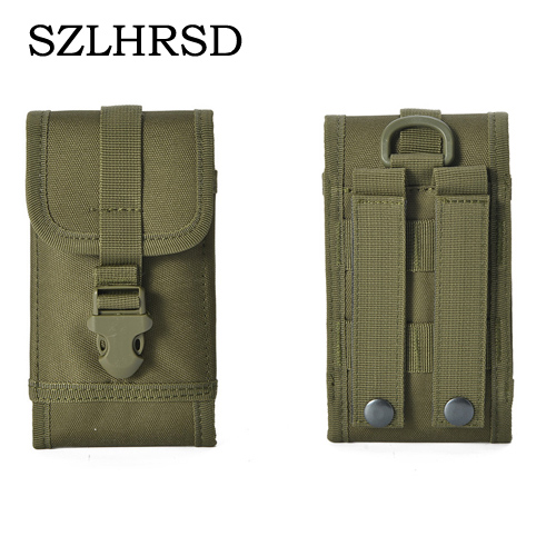 For Samsung Galaxy S Lite Luxury Mobile Phone Case Allview A9 Plus Cover Military Belt Pouch Bag for HUAWEI Y5 PRIME 2018
