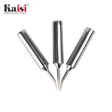 Kaisi 1Piece 900M-T-I 900M-T-IS Oxygen-free Copper Soldering Iron Head Solder Tip Welding Tool