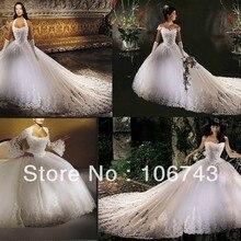 ailisiman vestido de noiva 2018 bridal gown dresses