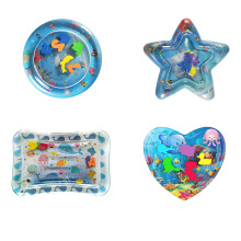 Baby Inflatable Patted Pad Water Cushion Prostrate Pat toy Creative Dual Use Toy