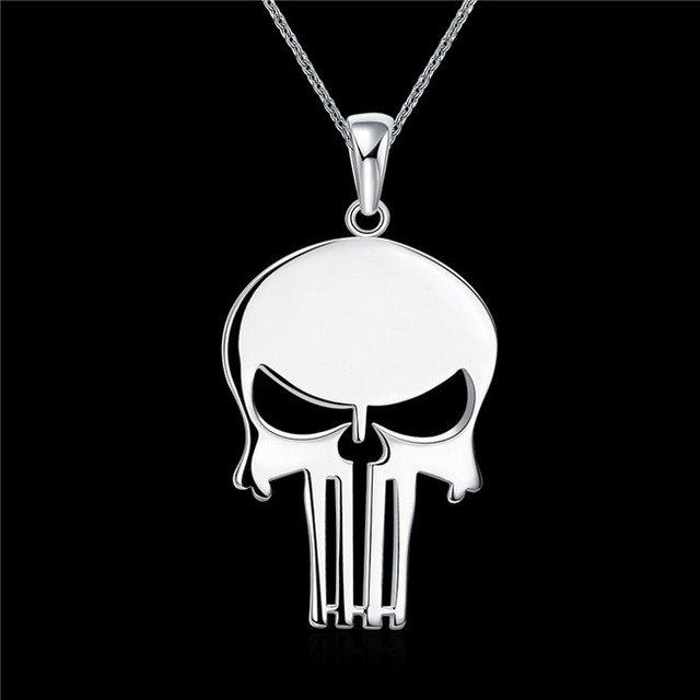 pp necklace biker thor pendants hammer pendant mens necklaces online fashion