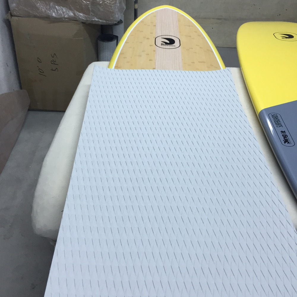 SUP Deck Pads EVA Foam Traction Pad 3m Surf Pad SUP Suedboards Pads Free Shipping sup 2015
