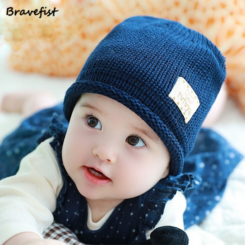 High Quality 1Pcs Baby Rabbit Ears Hat Winter Baby Bonnet Hat Knitted  Infant Toddler Cap Girl Boy Accessories Photography Props-in Hats   Caps  from Mother ... 77d89e6a9a36