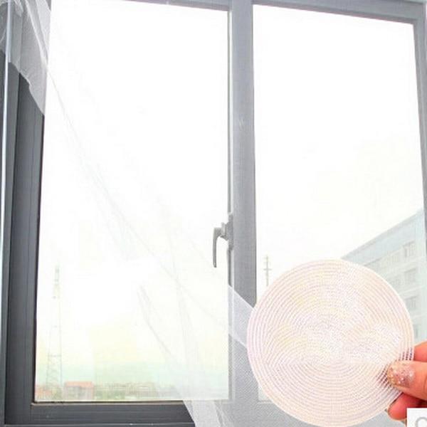 DIY Insect Fly Bug Mosquito Door Window Net Mesh Screen ...