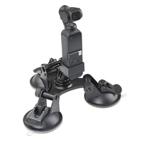 For DJI Osmo Pocket Mount Suction Cup Car Holder Car Glass Sucker Holder Driving Recorder Tripod For DJI OSMO Pocket Accessories