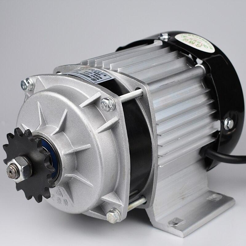 36 V 48 V 60 V 500 Watt Elektrische Dreirad Bürstenlosen Gleichstromgetriebemotor 2800 RPM E bike Zubehör BM1418ZXF für Dreirad Motorrad E Auto