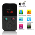 Wireless Bluetooth Handsfree Car Kit LCD FM Transmitter Modulator USB MP3 Player SD Remote Control