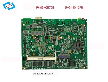 lga1366 motherboard Industrial Motherboard I5-2430M 2.4GHZ tested and work 100% (PCM3-QM77B)
