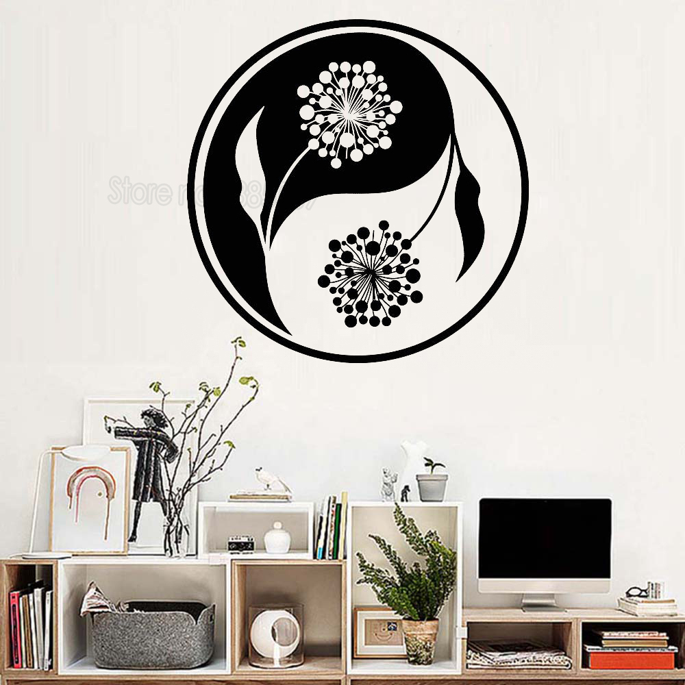 Living Room Yoga Studio Coogee: Aliexpress.com : Buy Art Home Decor Flowers Plants Yoga