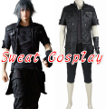 High Quality Final Fantasy XV Noctis Lucis Caelum Costume full set Halloween Cosplay Costume