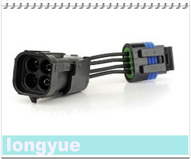 online get cheap fast wiring harness aliexpress com alibaba group longyue factory 20pcs fast 308023 iac adapter harness for early to late universal 10cm wire