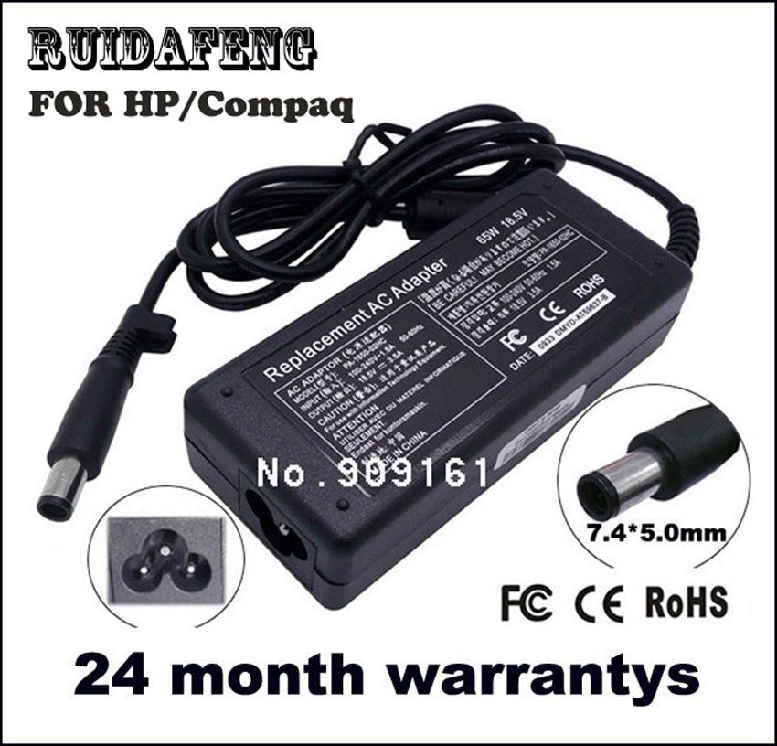 65W 18.5V 3.5A laptop tápegység notebook töltő HP Compaq nx6310 - Laptop kiegészítők