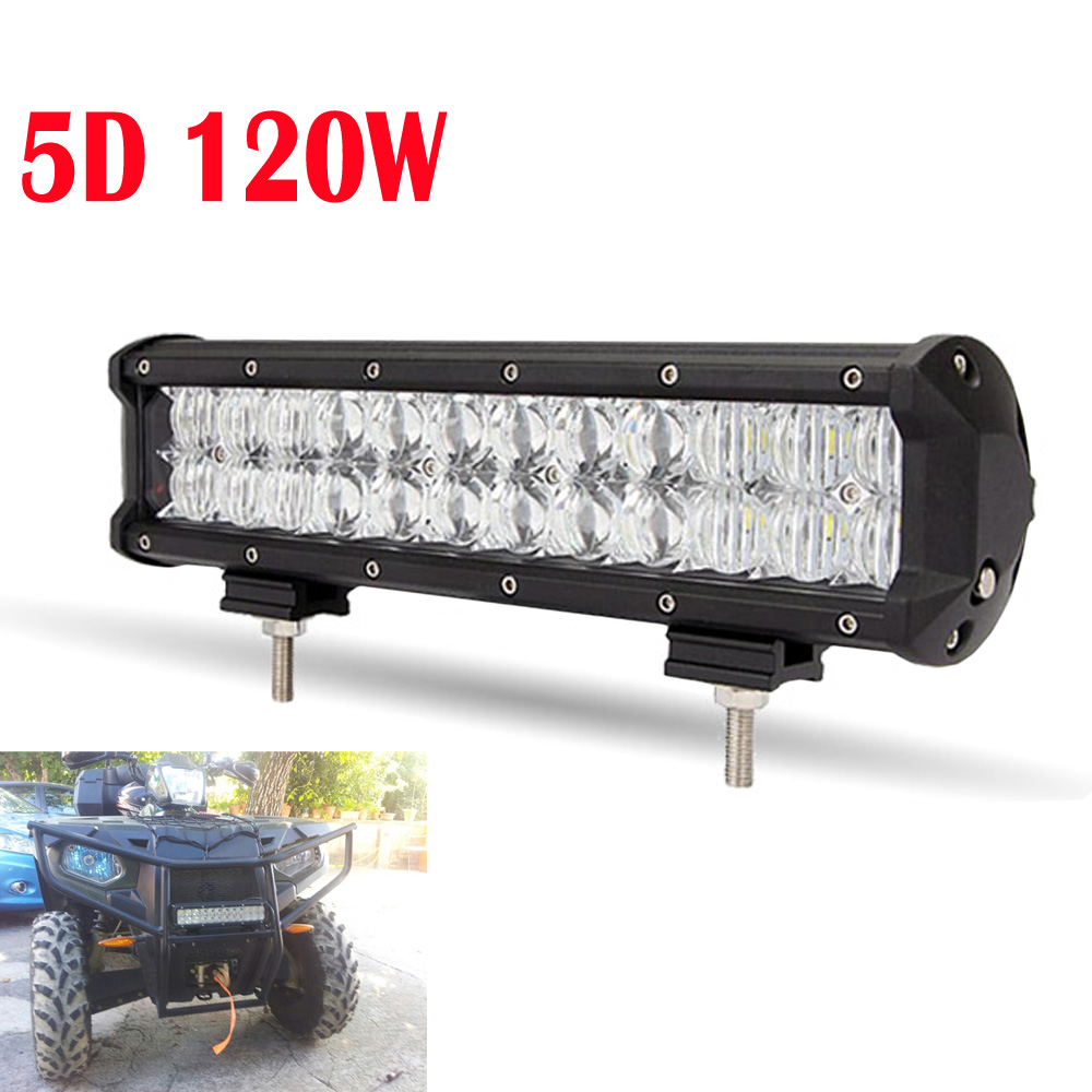 New 120W 12inch Led Chips Light Bar 5D Auto SUV Combo for Vehicle Driving Led Lamp Bar Suitable For Truck SUV Boat ATV Car Work jaspreet kaur and neeloo singh antileishmanial chemotherapy