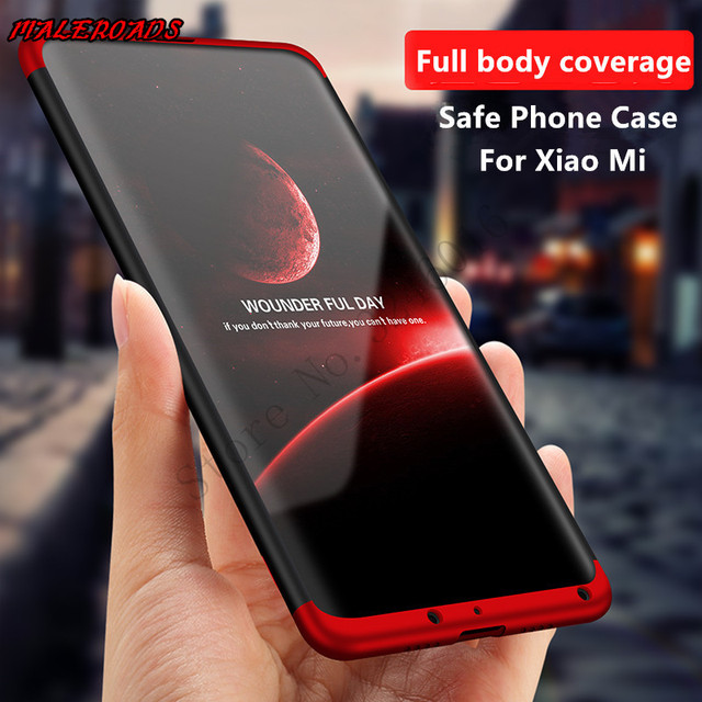 a67a3f23b 360 degree protection Cover Case For Xiaomi Redmi Note 4x 4 Pro Hard Back  PC Full Cover For Xiaomi Redmi NOTE 4 4X global Cases