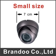 Mini Dome CCTV digital camera, for taxi inside used, evening imaginative and prescient, with 700TVL HD decision Mannequin CAM-606