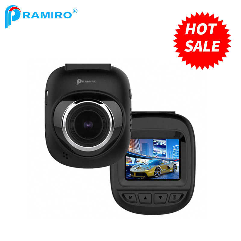 PRAMIRO 1.5 Inch Car DVR Original Novatek96658 Video Registrator Car T100 170 Degree mini Dash Camera FHD 1080P Video Recorder