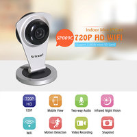 Sricam SP009C HD 720P Mini Security Camera H 264 1 0 Megapixel Wireless ONVIF IP Surveillance