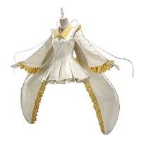 UWOWO Аниме Shugo Chara Хинамори Аму косплэй костюм платье Dia для девочек Хэллоуин Рождественский карнавальный костюм комплект