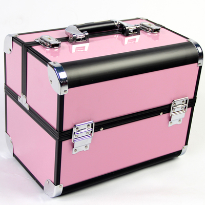 Portable Professional Cosmetic Bag Large Capacity Women Travel Makeup Bags Box Suitcases For Cosmetics Manicure Cosmetology Case