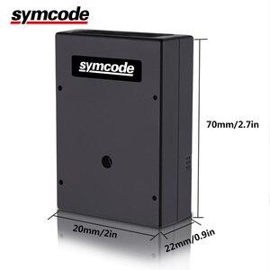 Image 2 - 自動バーコードスキャナ、 Symcode USB レーザー有線ハンドヘルドポータブルボックス自動 1D バーコードリーダー