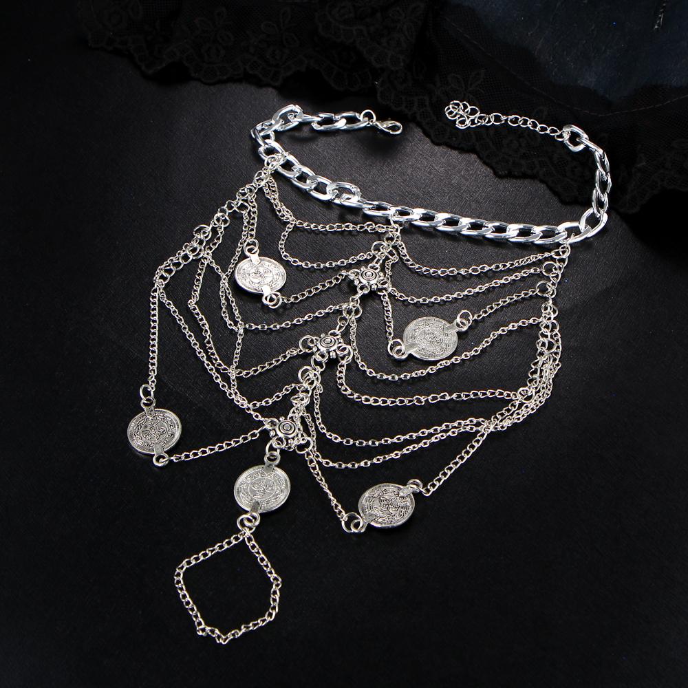 HTB1CmiQRXXXXXaJXFXXq6xXFXXXD - Vintage Multilayer Metal Tassel Chain Coin Anklets PTC 46