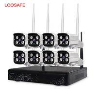 Hot 1080P HD Built In WIFI Module Double Antenna Signal Range 100 Meters Wireless CCTV Cameras