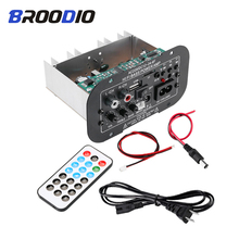 New 60W High Power Amplifier Board Audio Support Bluetooth Stick Amplificador Subwoofer Amplifiers TF Player DIY Speakers