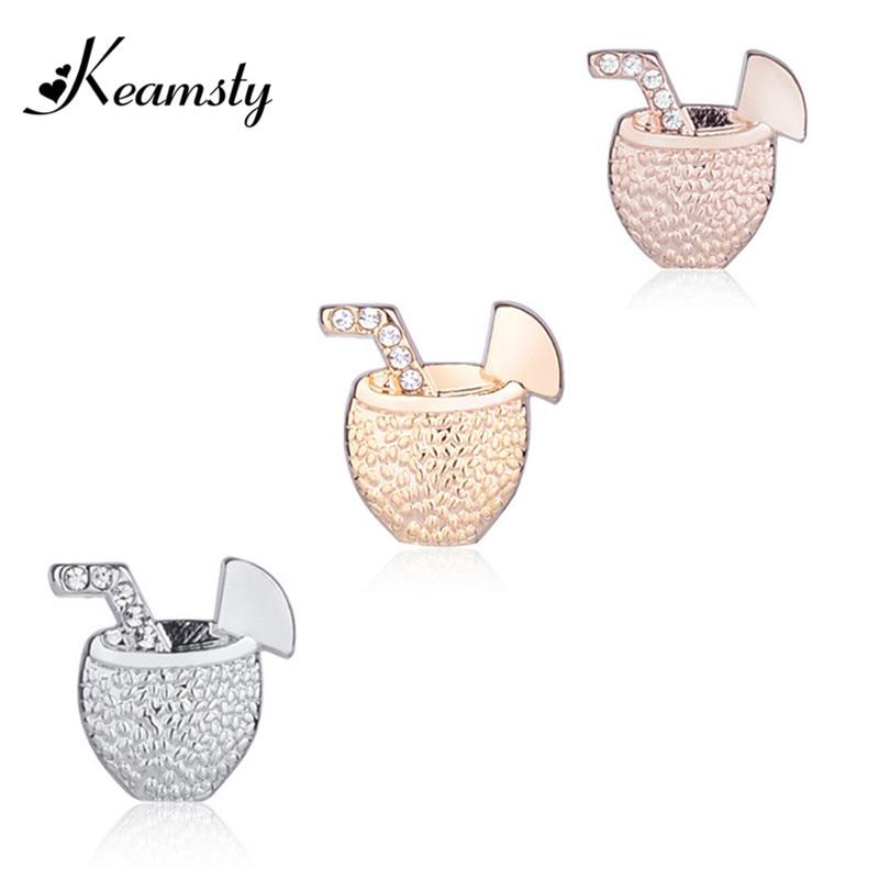 Keamsty Hot Sale Keeper Keys Bracelet Juice Drink Slider Keeper Charms fit for Leather Wrappable Bracelets 3pcs/lot