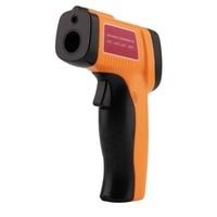 Digitales Infrarot-thermometer Berührungsfreie LCD Laser Temperatur Tester Pistole Großhandel