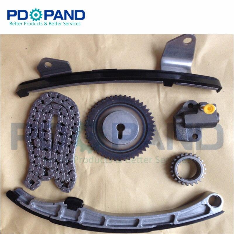 Timing Chain Kit For Mazda 2 3 1 3L 1 5L 1 6L JDM ZJ ZY