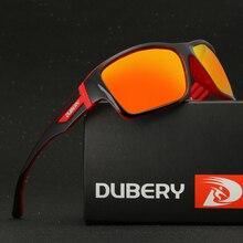 DUBERY Polarized Sunglasses Men Women Driving Sport Sun Glasses For Men High Qua