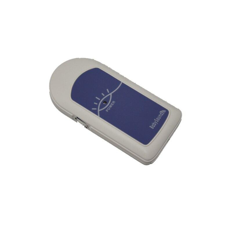 Baby Heart Beat Monitor Fetal Doppler, Pocket Ultrasound Fetal Monitor, Prenatal Monitor, Angel Sound Series Factory Directly