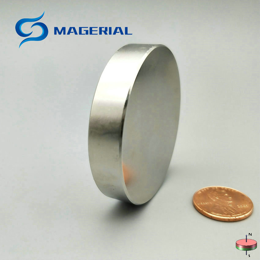 1 pack Grade N35 Disc Diameter 50x10 mm NdFeB Magnet Strong Neodymium Magnets Rare Earth Magnets Permanent Sensor magnets 1 pack dia 6x3 mm jelwery magnet ndfeb disc magnet neodymium permanent magnets grade n35 nicuni plated axially magnetized