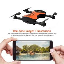 628 Mini Pocket Selfie Drone Quadcopter FPV Wifi Photography with 3MP Camera Helicopter Control (Ship From Mexico Directly)