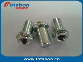 B-440-1 Blind self clinching  Nut,  carbon steel, zinc, in stock