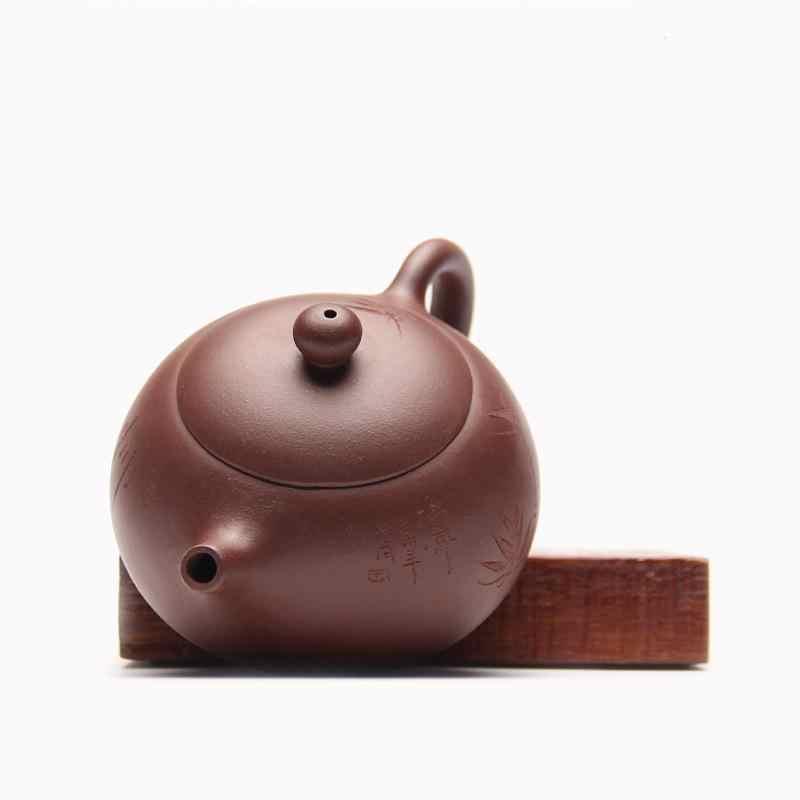 Yixing teapot tea pot filter teapot beauties handmade purple clay customized gifts authentic Xishi 200ml