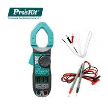 Intelligent Digital Clamp Meter Professional Electrician Multimeter DC Current Resistance Measuring Multi Tester MT-3102