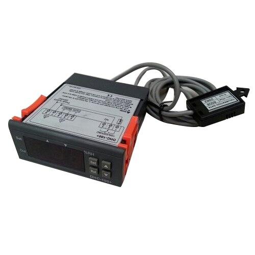 Elitech All-Purpose Air Humidity Control Controller DHC-100+ +10%~+99% бетоносмеситель elitech б 160