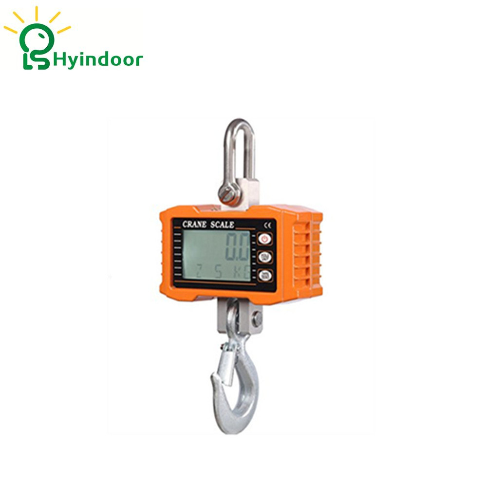 Smart High Accuracy Electronic Weighing Scales Crane Scale (YDS-S1000) 30kg high accuracy electronic price computing weighing scales digital hanging hook crane scale