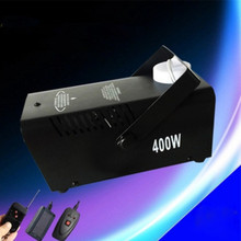 цена на Halloween Fog Machine Professional Wireless Remote Control Portable Smoke Machine for Holidays Parties Weddings 400W