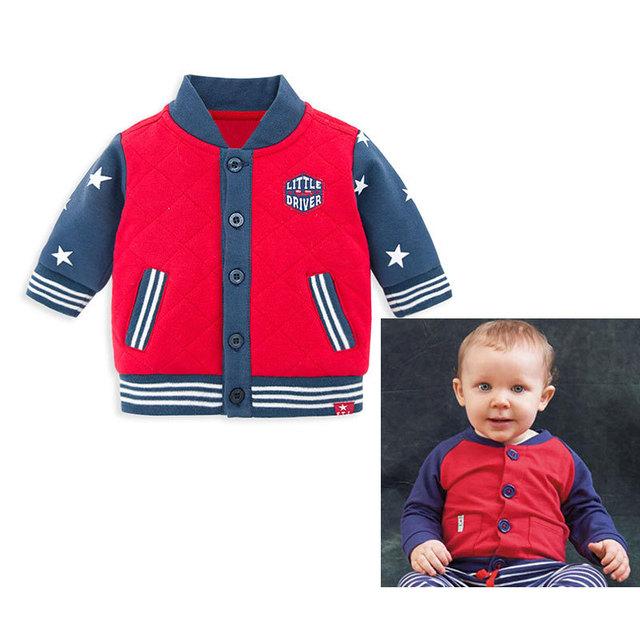 Estilo de corea del Algodón Del Bebé Niños Niñas Capa de la Chaqueta Neutral Bebé Mandarina Cuello Outwear YL136