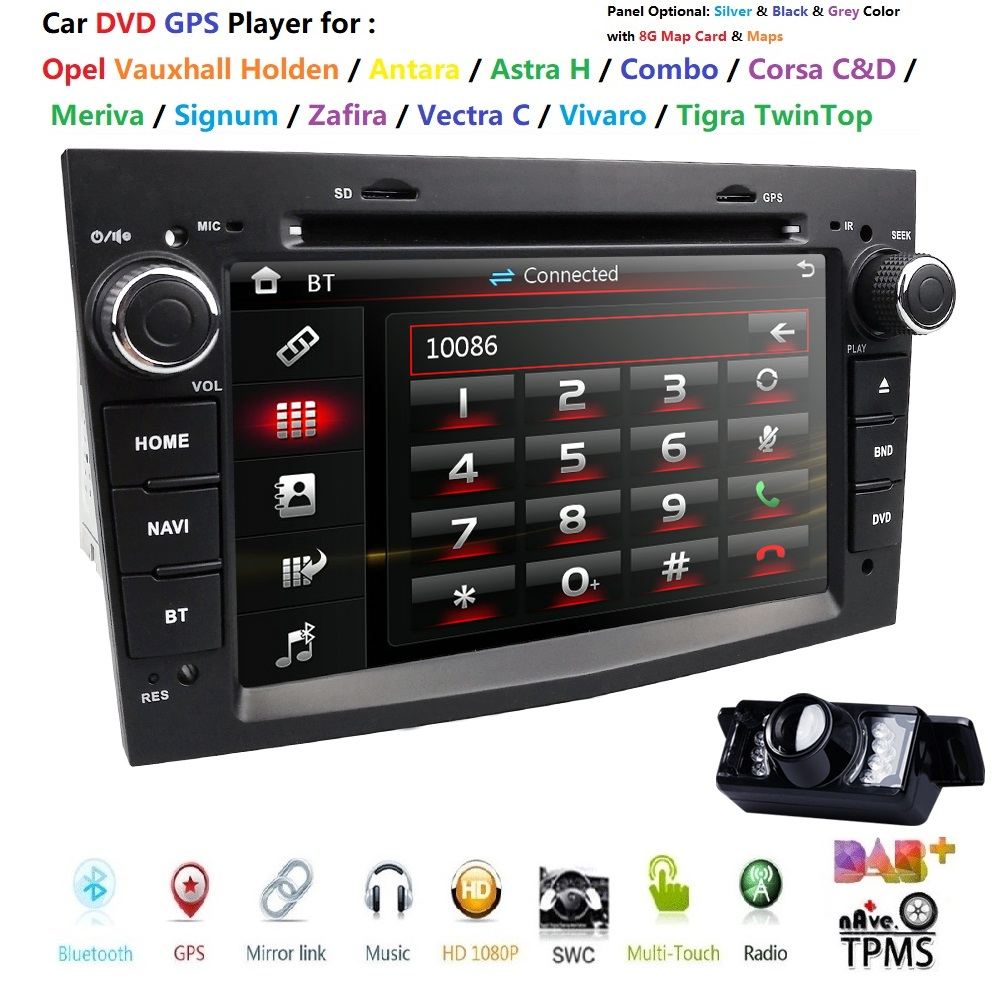 3g 2 din car dvd gps radio stereo for vauxhall opel astra. Black Bedroom Furniture Sets. Home Design Ideas