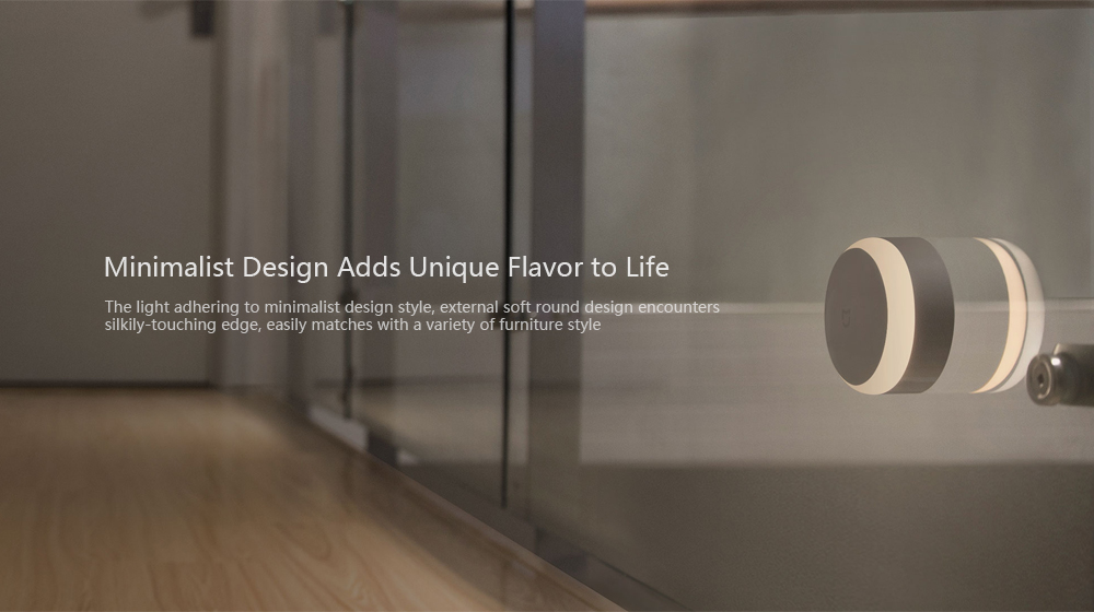 Xiaomi Mijia LED Corridor Night Light Infrared Remote Control Body Motion Sensor Smart Home  Yeelight USB Charge Version (3)