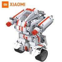 (В наличии) xiaomi робот строительный блок робот bluetooth мобильного Дистанционное управление 978 запасных Запчасти Self баланс Системы модуль прогр