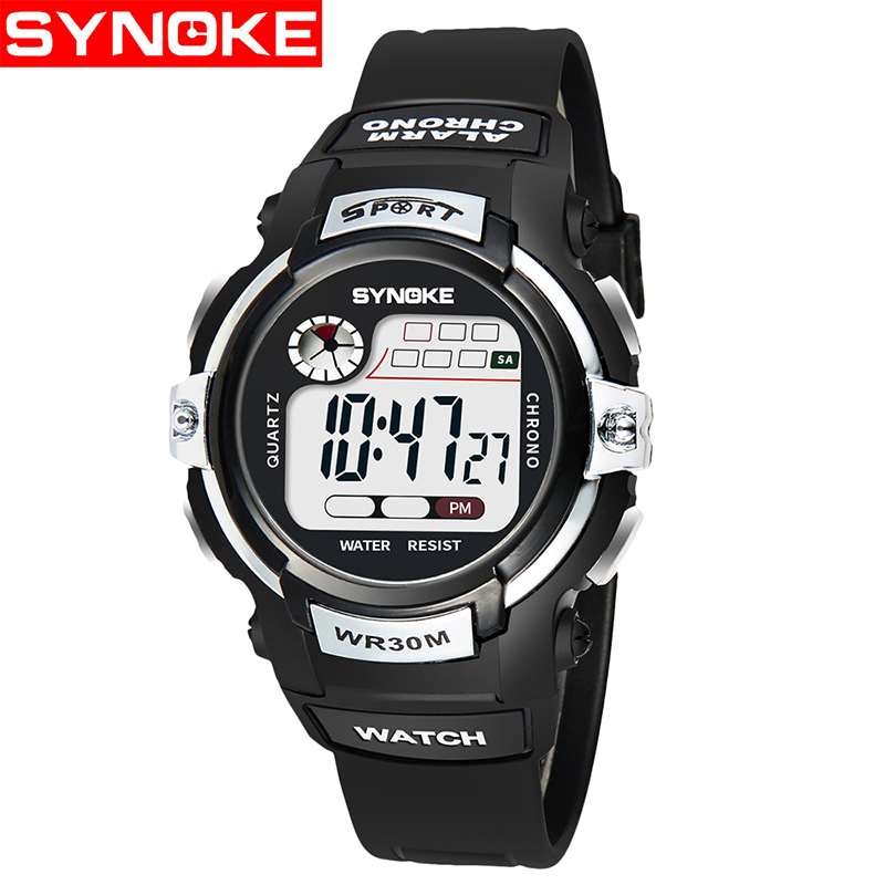 Girls Watches Kids Clock Digital Boy Gift Sport Electronic Boys Child LED Student