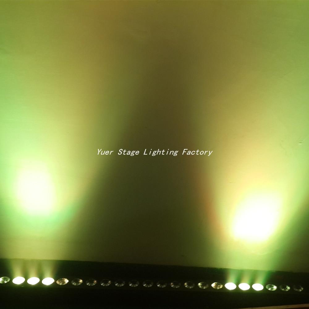 show de festa de natal strobe gobo laser stage disco 06
