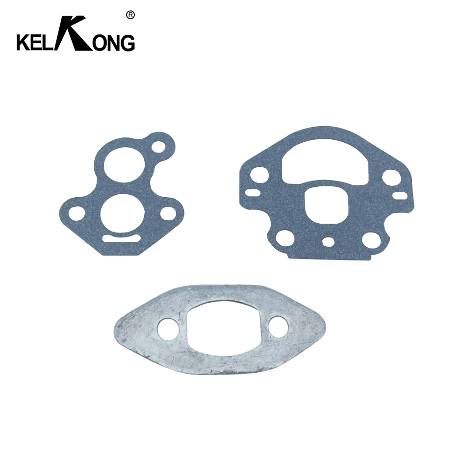 KELKONG Carburetor Carb Gasket Set Kit For <font><b>Husqvarna</b></font> 235 240 235E 236 240 435 440 <font><b>140</b></font> Gasoline Chainsaw Air Filter # 545081892 image